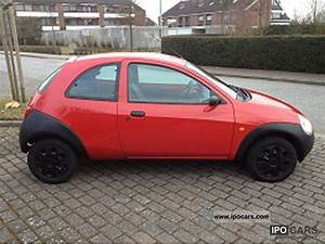 1998 Ford Ka - New Tuv - Power - Maintained Top