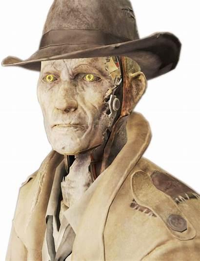 Nick Valentine Fallout Far Diamond Synth Blues