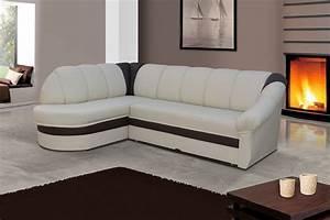 canape creme et marron fonce moderne With tapis moderne avec canape convertible bobochic