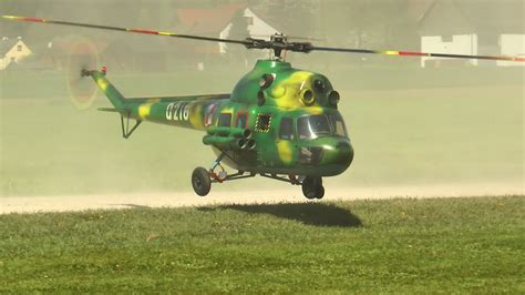 Rc Mil Mi-2 Turbine