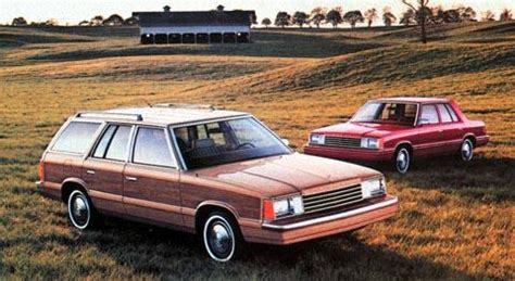 Dodge Aries Se Wagon Aries Sedan (1983) - Picture Gallery ...