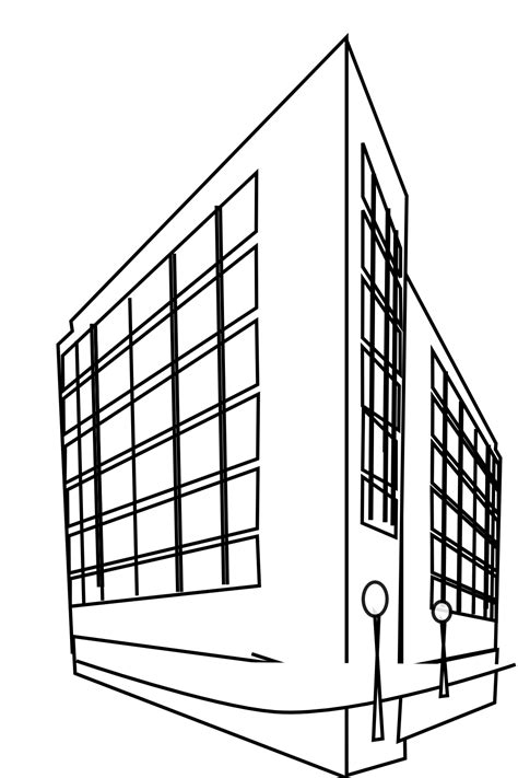 principal039s office clipart black and white free office building cliparts free clip