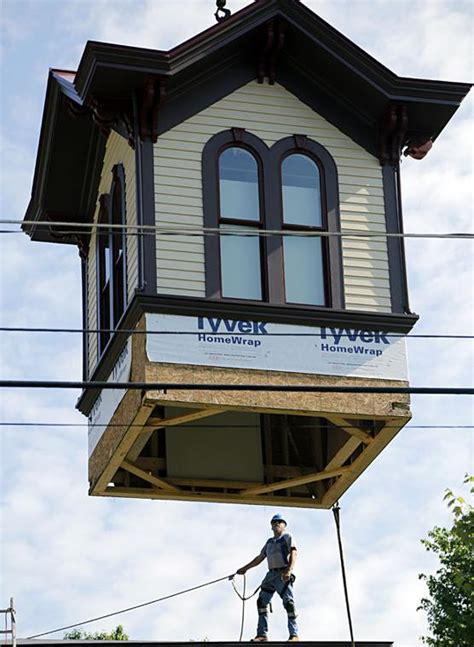 cupola gallery ida tarbell house with new cupola titusville herald gallery