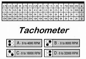 Build An Led Bargraph Optical Tachometer