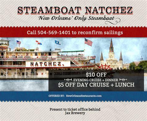 Coupon steamboat_natchez