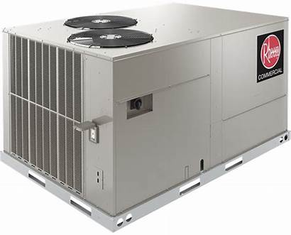 Ton Air Package Commercial Ac Conditioners Rheem