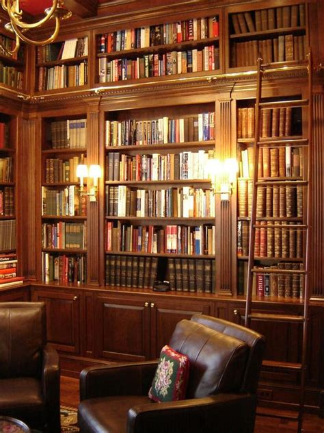 wall to ceiling bookcases i would love to have a similar library in my home cherry