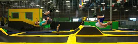Get Air Indoor Trampoline Park