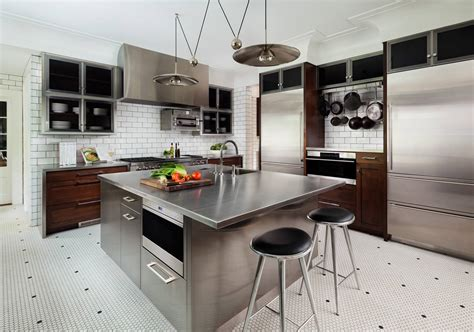 introducing custom stainless steel cabinetry craft maid