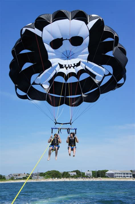 Cape Cod Parasail And Jet Ski  Parasail And Jet Ski On
