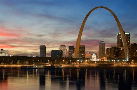 St Louis Skyline Bing Wallpaper Download
