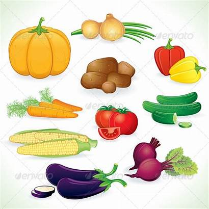 Vegetables Clipart Fresh Clip Harvest Fall Crop