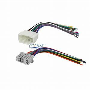 Car Stereo Installation Wire Wiring Harness Set For 1998