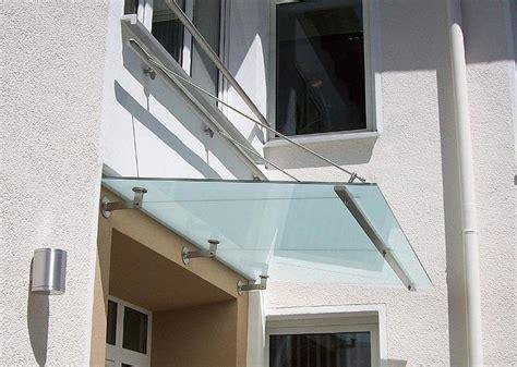 vordach glas edelstahl vordach edelstahl glas vord 228 cher leistungen