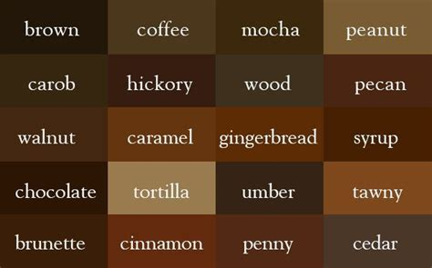 stylist design brown paint colors incredible ideas the