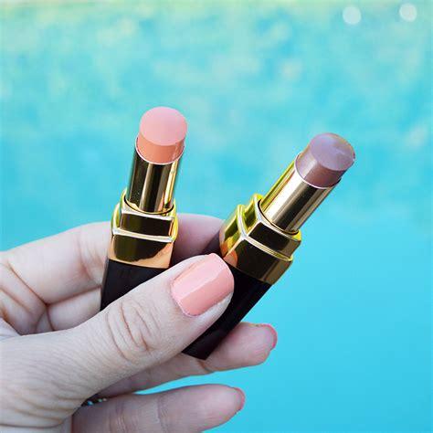 Chanel Summer 2017 Lipstick Review  Bay Area Fashionista