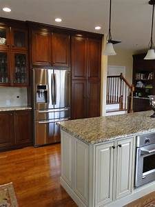 1000+ ideas about Cherry Cabinets on Pinterest Cherry