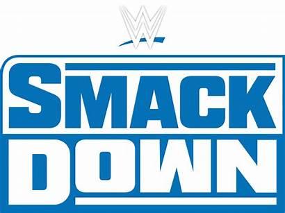 Smackdown Wwe Svg Wikipedia Brand Wikimedia Wiki