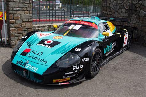 maserati spa 2017 maserati mc12 chassis 15443 2017 spa classic