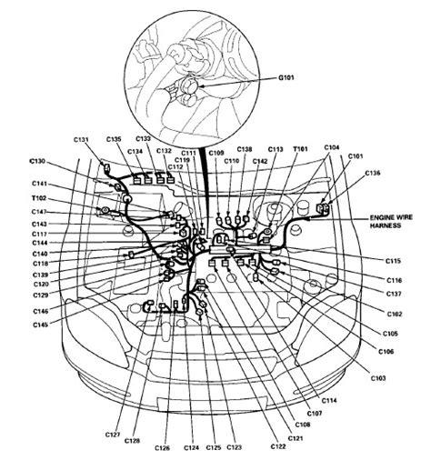2005 Civic Engine Wire Harnes by Honda Civic 2005 Engine Diagram Automotive Parts Diagram