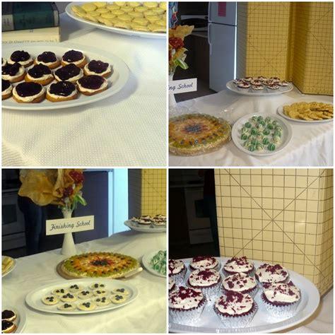 cuisine decorative the polka dot umbrella decorative food