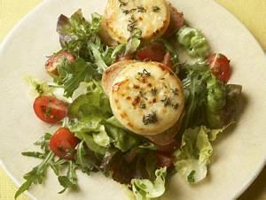 Salat Mit Ziegenkäse Und Honig : berbackener ziegenk se mit r stbrot und salat rezept ~ Lizthompson.info Haus und Dekorationen