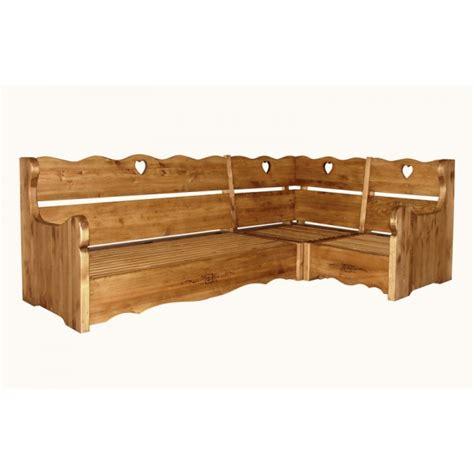 canapé style chalet canape d 39 angle tissu aiguebelle alaska les meubles du chalet