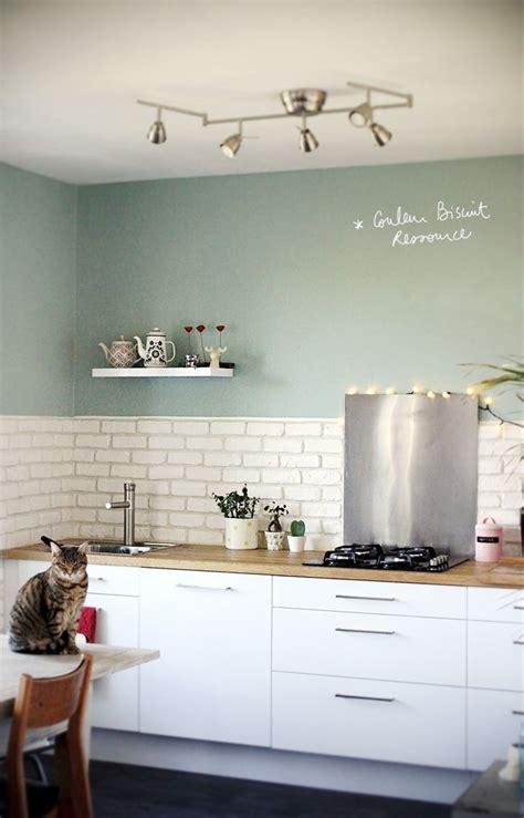 cuisine blanc laqu cuisine blanc laqué plan travail bois couleur
