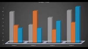 How To Create 3d Bar Graph Microsoft Powerpoint 2016 Tutorial