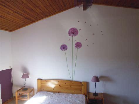 deco chambre violette décoration chambre violette gite de courtillas