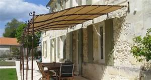Toile Pour Terrasse : toile pour couvrir une terrasse ~ Premium-room.com Idées de Décoration