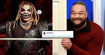 Bray Wyatt, aka The Fiend, posts heartfelt seven-word ...