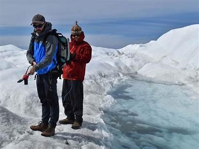 Greenland Ice Sheet Loss Record Melting Left