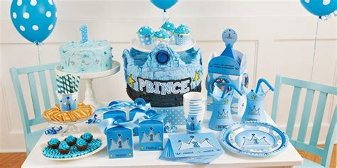 1st birthday party ideas boy happy idea on lil prince boy birthday theme prince themed