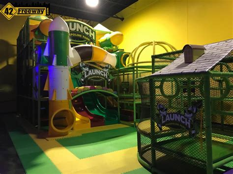 deptfords launch trampoline park  photo visit  freeway
