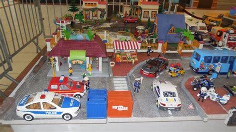 ville playmobil centre commercial rouffiac