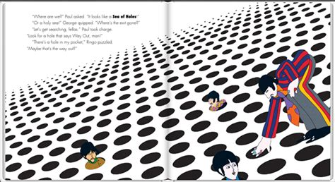 Beatles Sea Of Holes Lava L by Quot Yellow Submarine Quot In Awesome Ebook Form Shores