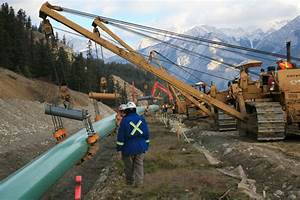Oil Pipeline: Trans Mountain announces pipe supply ...