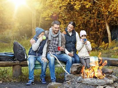 Camping Campfire Camp Fire Parents Whole Games