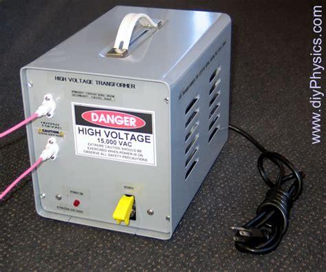 High Voltage Power Supply Diy Physics Blog