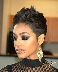 Cute Short Haircuts for Black Women