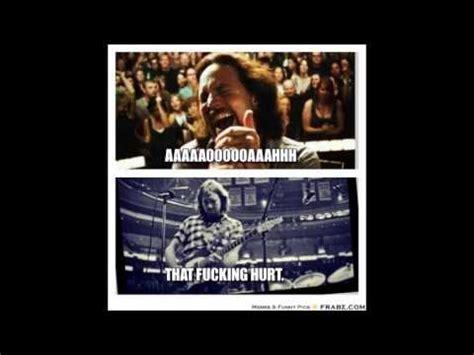 Pearl Jam Meme - eddie vedder memes to whip it pearl jam youtube