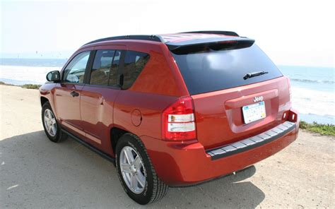 Jeep Compass Sport Quick Drive Motor Trend