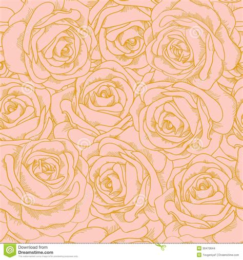 Pink And Gold Wallpaper Wallpapersafari