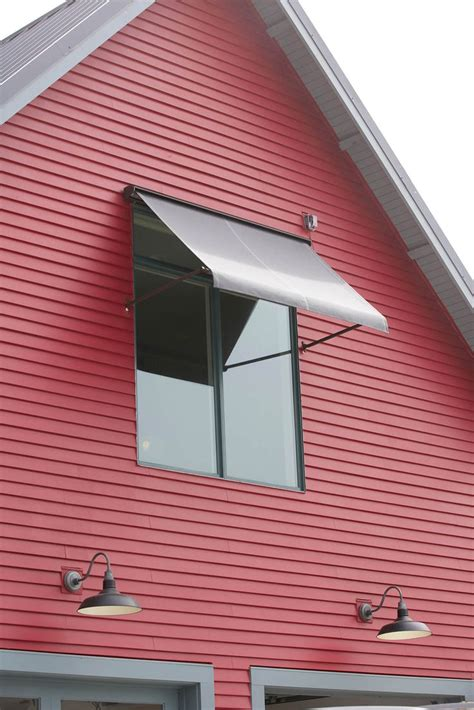 grey window awning  red home  doors house awnings dream house exterior window awnings