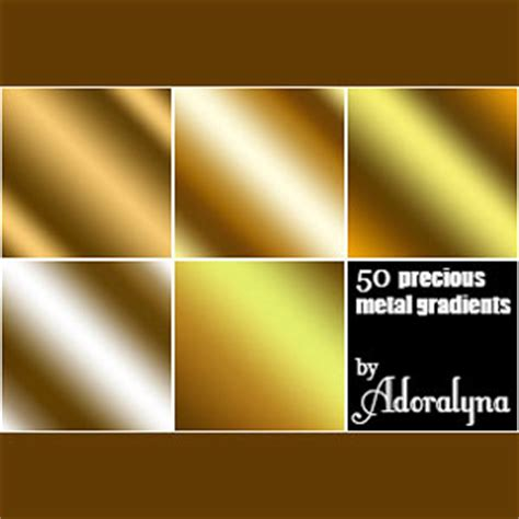 gold color photoshop golden metal gradients photoshop styles and gradients