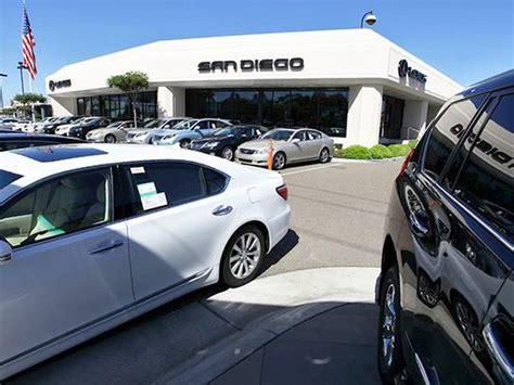 Lexus San Diego Car Dealership In San Diego, Ca 92111