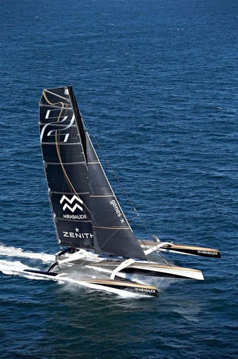 Trimaran Ocean Sailing by 54 Best Trimarans Images On Pinterest Boats Sailing And