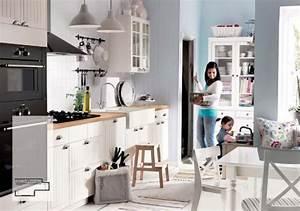 Cuisine Blanche Ikea : cuisine blanche catalogue ikea 2015 36 ~ Preciouscoupons.com Idées de Décoration