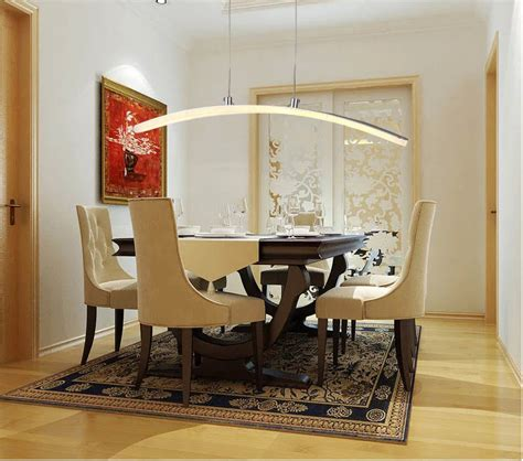 led chandelier  dining room modernadjustable